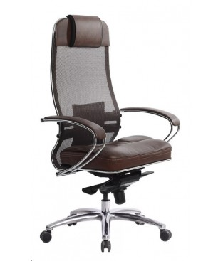 Кресло Samurai SL-1.04 (коричневый)